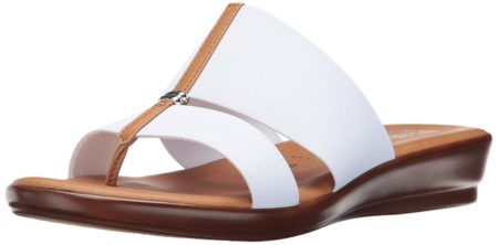 italian shoemakers white sandal