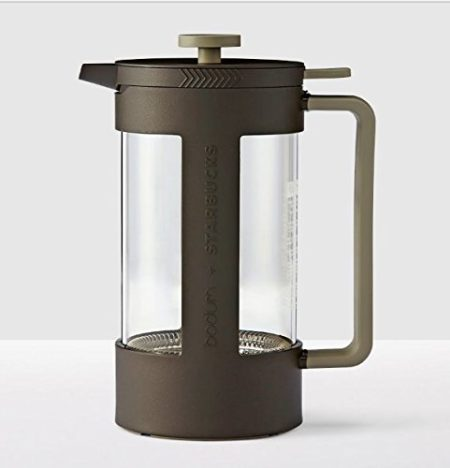 starbucks bodum french press