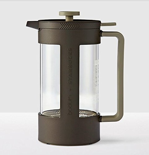Starbucks bodum recycled coffee press 8 cup pamela deritis - Starbucks bodum french press ...