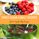 VEGAN FAMILY RECIPES
